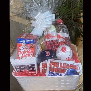 Red Sox Fan Gift Basket ⚾️